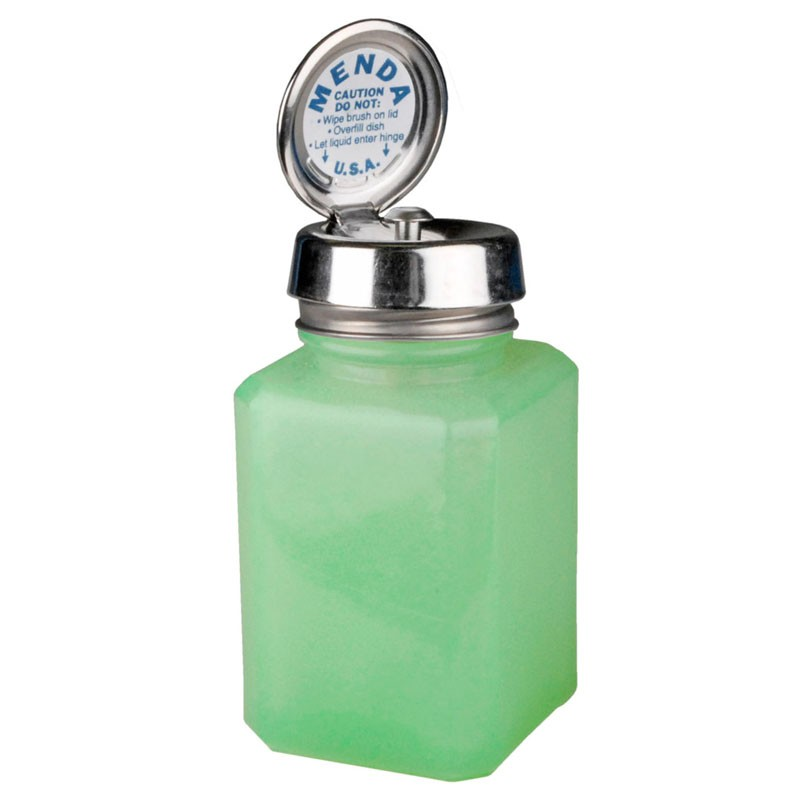 35248-PURE-TOUCH, SQUARE, JADE GLASS 6 OZ