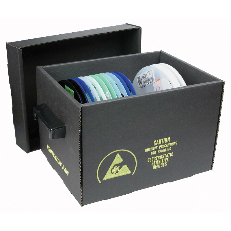37562-CONTAINER, REEL STORAGE, 20x7-1/4x7-1/4, 7 INCH REEL