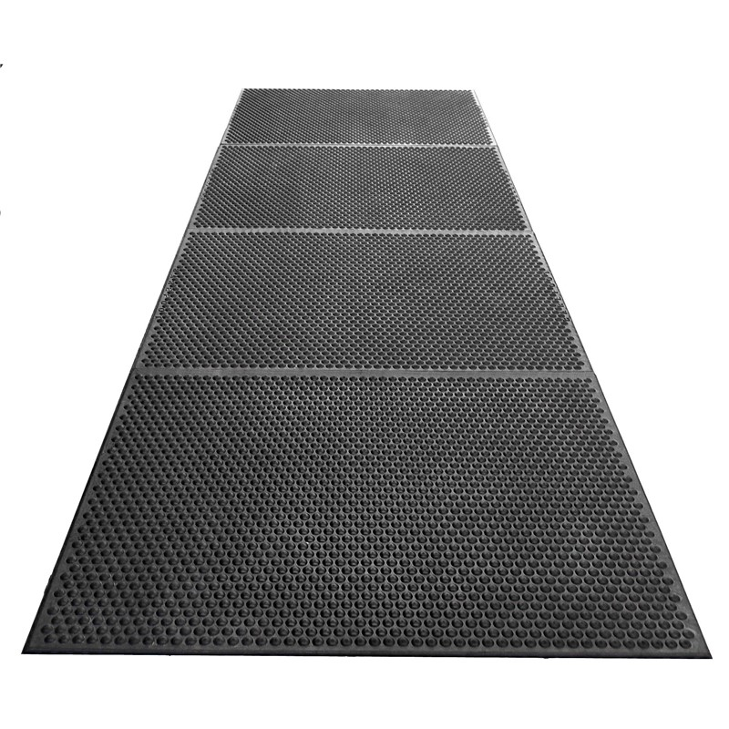 40937-RUNNER, STATFREE i, CONDUCTIVE , BLACK, 0.625IN x 3FT x 10FT