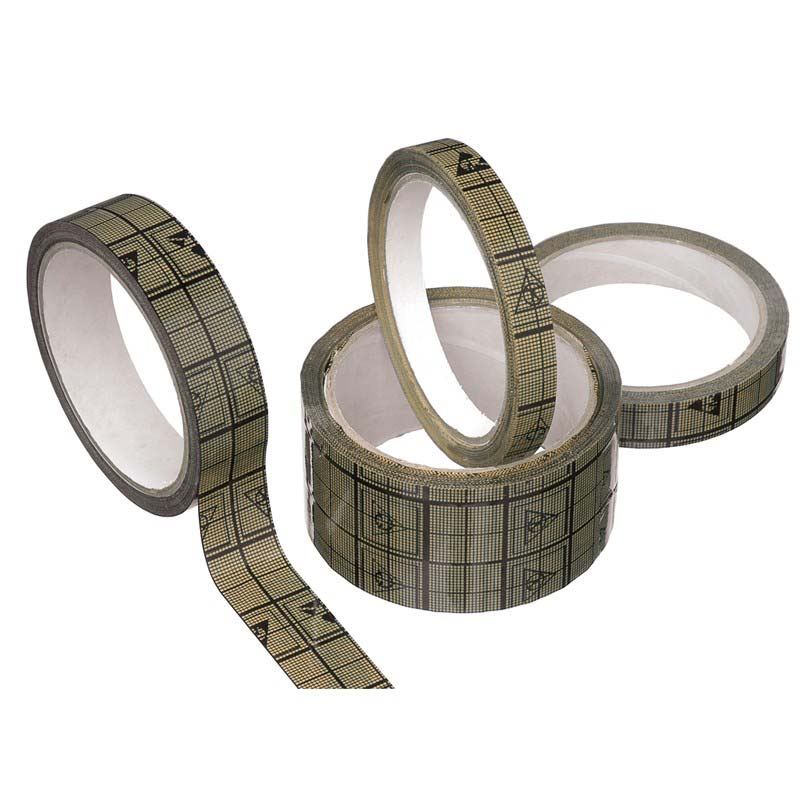 47016-WESCORP ESD TAPE, SHIELDING GRID, 118FT. 1/2''