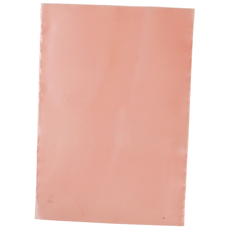 49104-BAG, PINK POLY 4MIL 5X7 NO ZIP , 100 EA/PACK