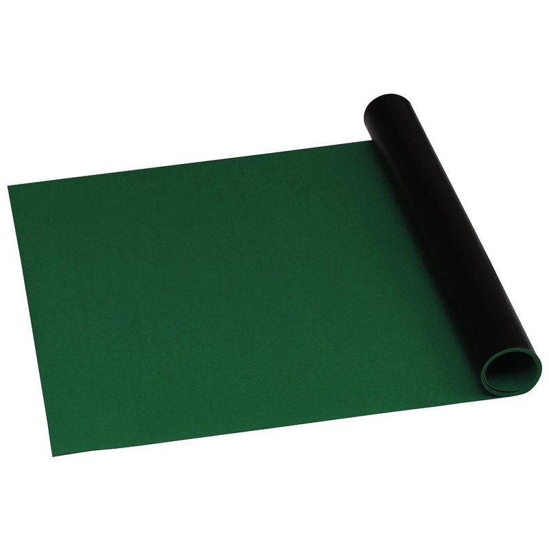 66172-ROLL, STATFREE B2 VINYL, GREEN, 0.060''x30''x50'
