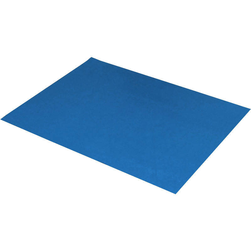 66484-MAT, STATFREE HJ, RUBBER, DISSIPATIVE, BLUE, 0.078'' x 36'' x 72''