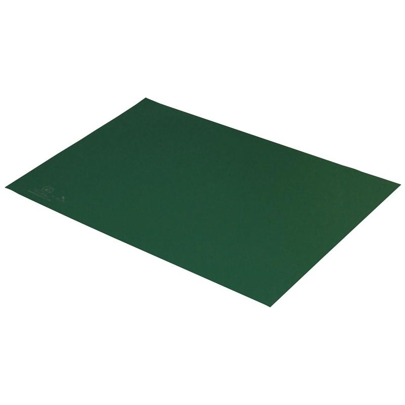 66487-MAT, STATFREE HJ, RUBBER, DISSIPATIVE, GREEN, 0.078'' x 24'' x 48''