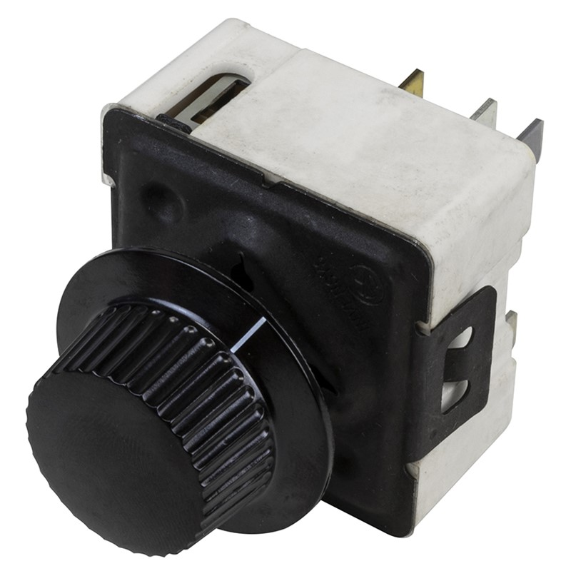 670036-THERMAL SWITCH WITH KNOB, 120VAC, FOR SOLDER POT