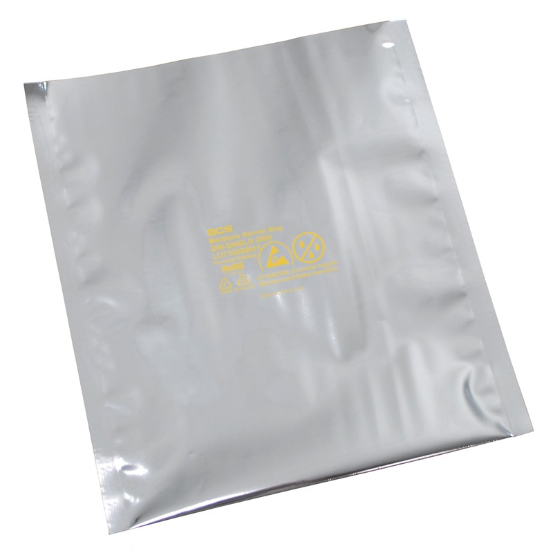 7001618-MOISTURE BARRIER BAG, DRI-SHIELD 2000, 16x18, 100 EA