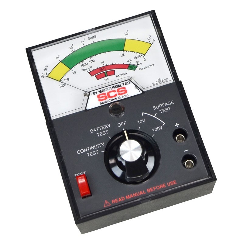 701-M-MEGOHMMETER (METER ONLY)  FOR 701 TEST KIT