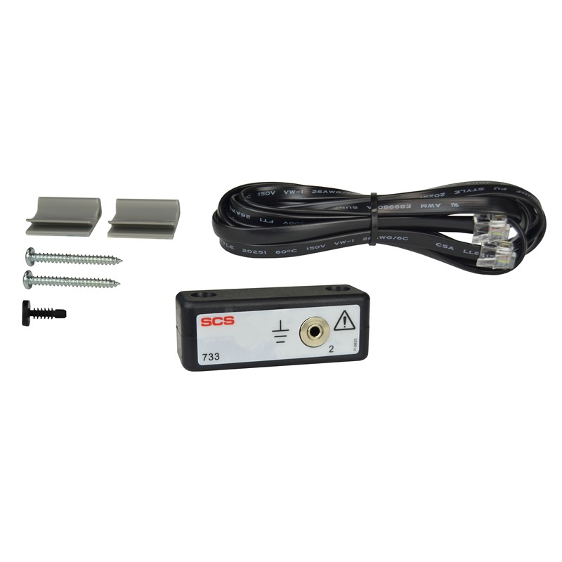 733-DUAL CONDUCTOR REMOTE,  724 MONITOR ACCESSORY