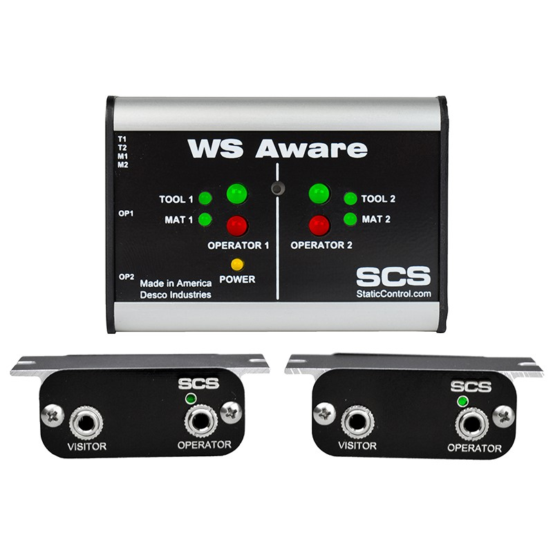 770067-WS AWARE MONITOR, WITH STANDARD REMOTES, ETHERNET OUTPUT