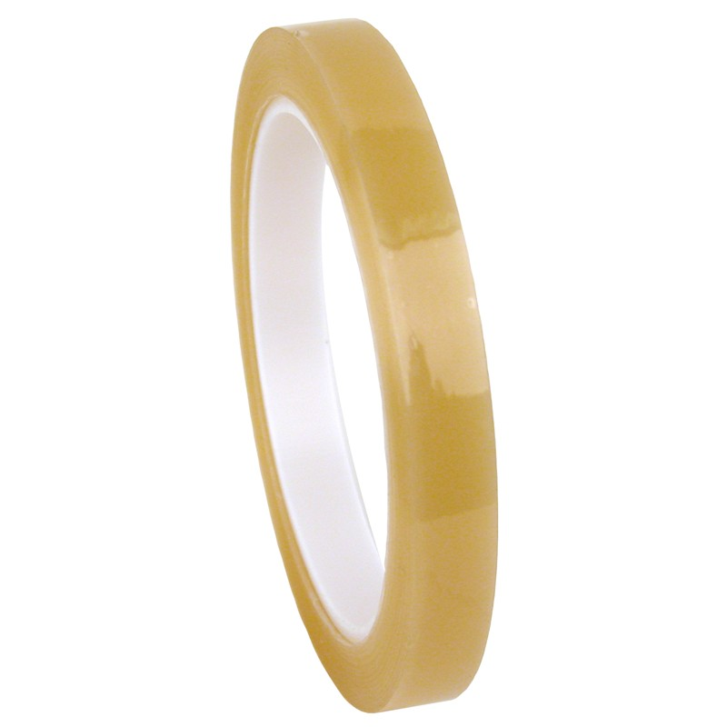 79203-TAPE, WESCORP, CLEAR, ESD, 1/2IN x 72YDS, 3IN CORE
