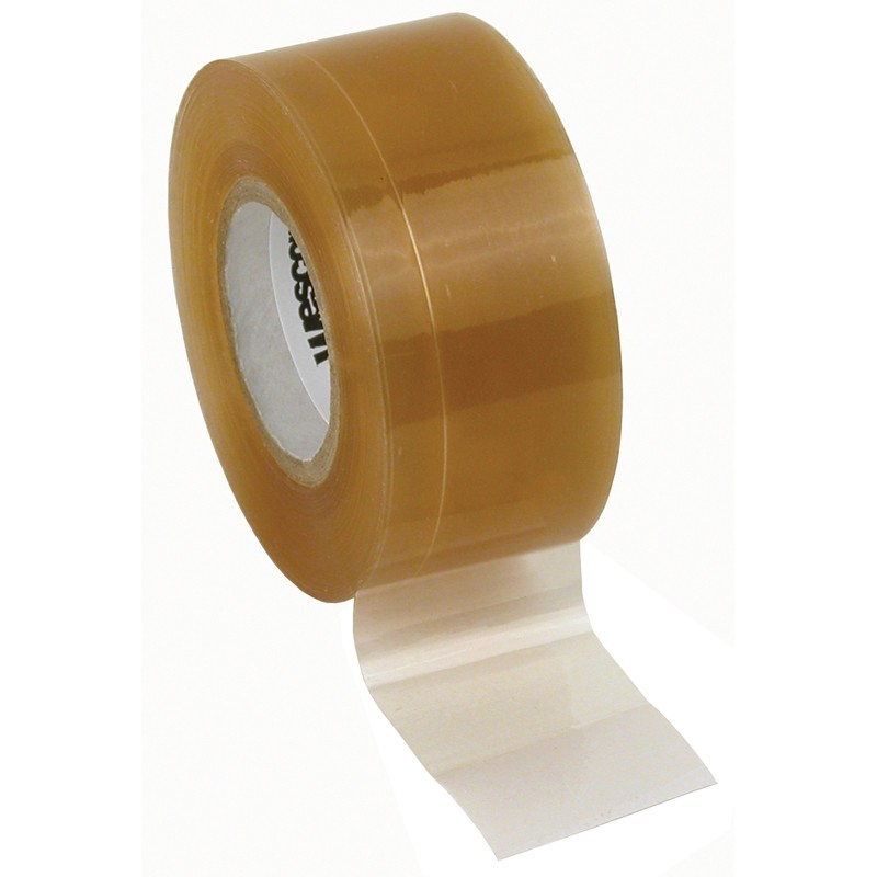 81222-TAPE, WESCORP, CLEAR, ESD, 1IN x 36YDS, 1IN PAPER CORE