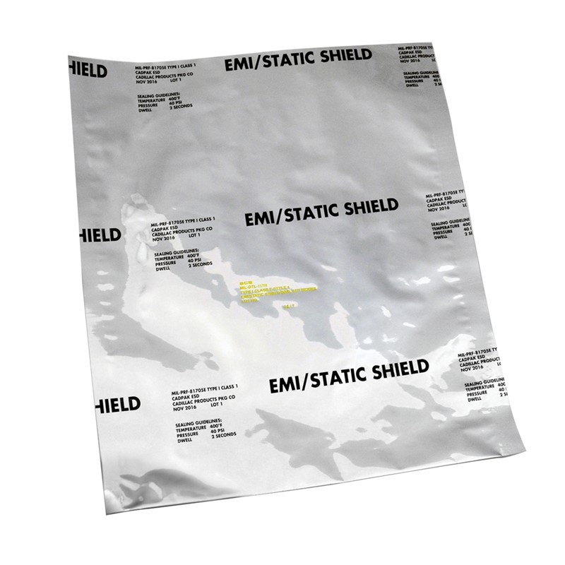 817I1216-MOISTURE BARRIER BAG, 81705 SERIES, TYPE I, 12x16, 100 EA