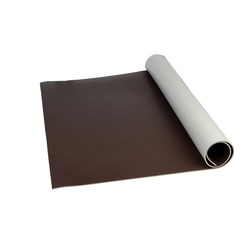 "8271-MAT ROLL, 3-LAYER VINYL, 8200 SERIES, BROWN, 0.140""x36""x50'"