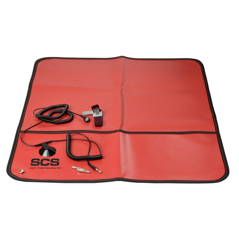 8501-FIELD SERVICE KIT, PORTABLE,  WITH ADJUSTABLE WRIST STRAP