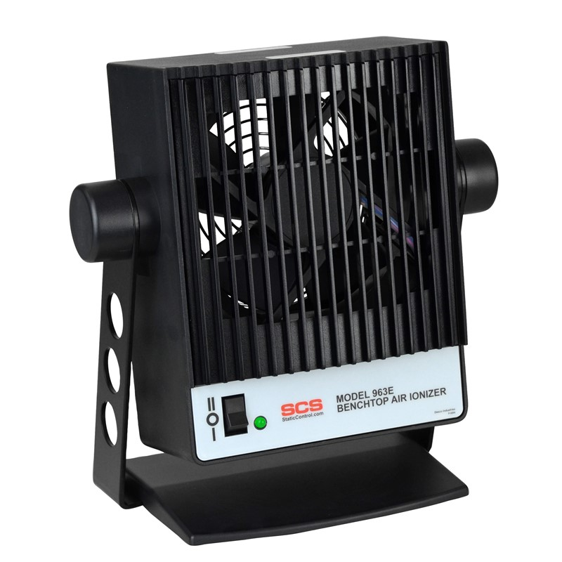 963E-BENCHTOP AIR IONIZER, NORTH AMERICA