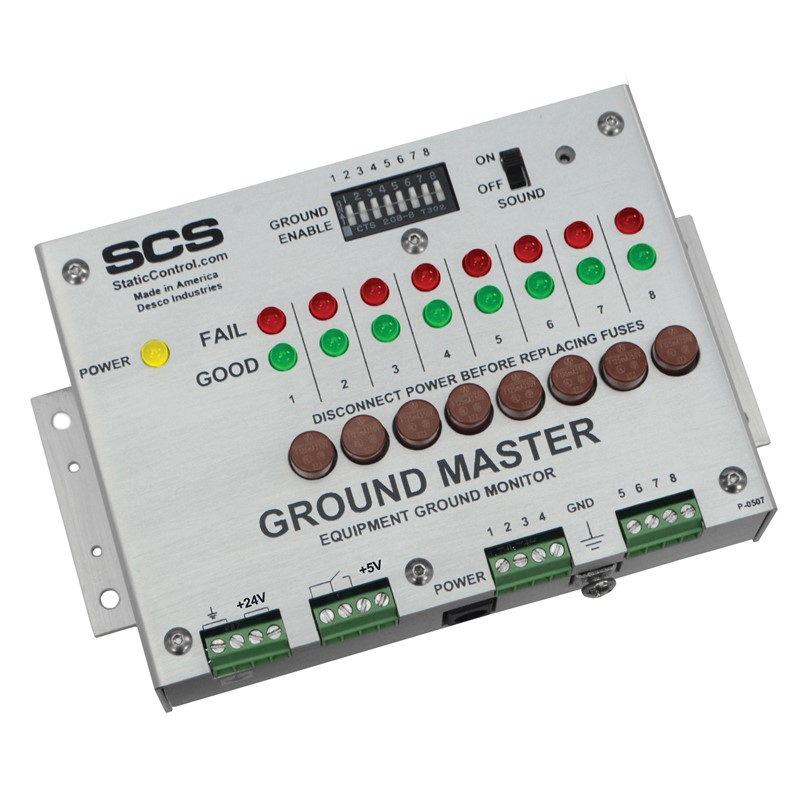 CTC065-RT-WW-GROUND MASTER, RELAY OUT
