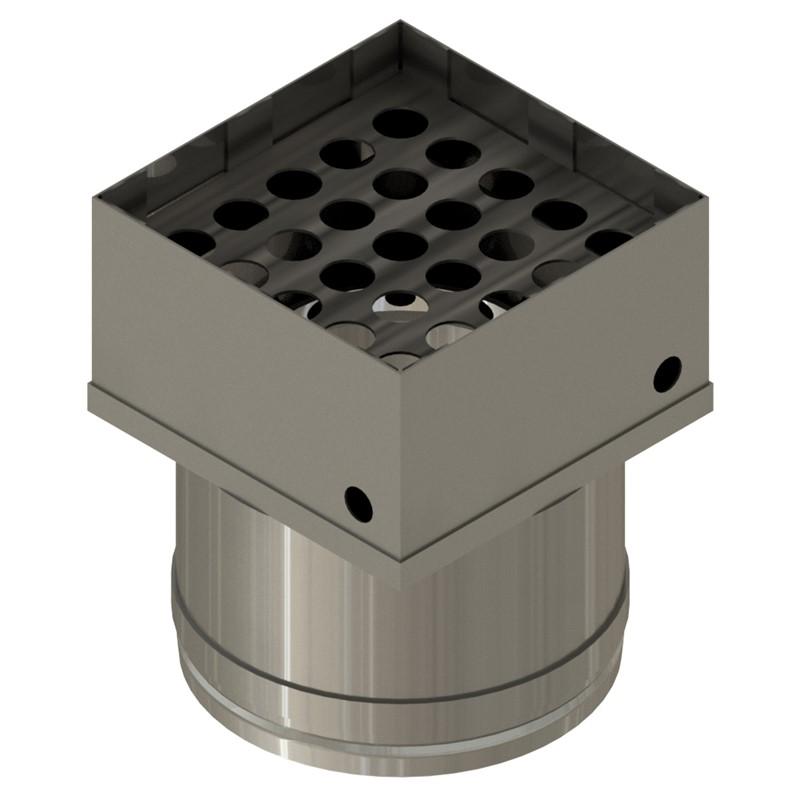 NZP-350-350-PRE-HEATER NOZZLE, 35.0MM x 35.0MM