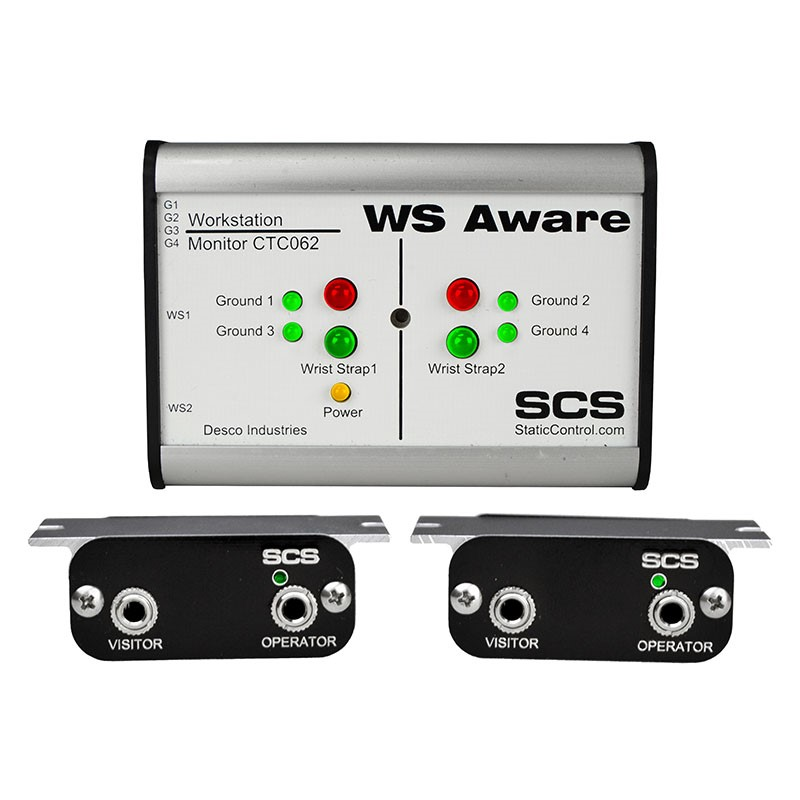 CTC062-5-242-WW-WS AWARE MONITOR, MODBUS OUT, STANDARD REMOTES