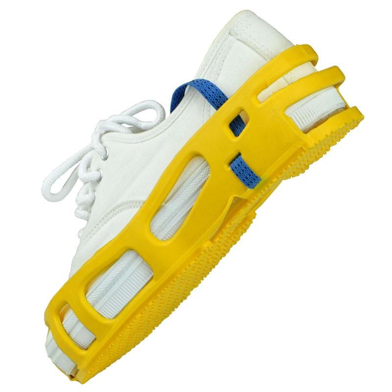 Stat-A-REST™ Foot Grounders Small – XLarge, Yellow, Pair