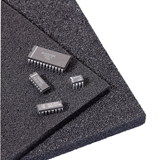 FOAM, CONDUCT, PIN-INSERTION, 6MM x 305MM x 305MM, PACK OF 9