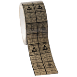 47019-WESCORP ESD TAPE, SHIELDING GRID, 118 FT 2''