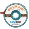 "DESOLDERING BRAID, ONE STEP, 0.125"" X 10', ANTISTATIC, 25/PACK"