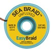 "DESOLDERING BRAID, SEA BRAID, .050"" X 10', ANTISTATIC, 25/PACK"