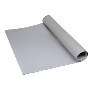 "TM24600L3GR-MAT ROLL, PREMIUM 3-LAYER VINYL, GRAY, 0.135""x24""x50'"