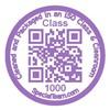 09235-WRIST STRAP,JEWEL,ADJ ELASTIC, WHITE,4 MM, 3.0M CORD,CLEAN PACK